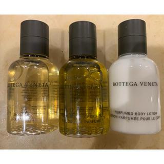 ボッテガヴェネタ(Bottega Veneta)のBOTTEGA VENETA アメニティセット (シャンプー/コンディショナーセット)