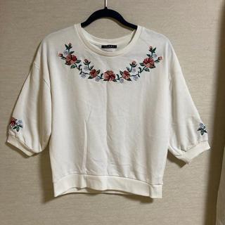 イング(INGNI)のトップス(Tシャツ(長袖/七分))
