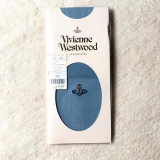 ヴィヴィアンウエストウッド(Vivienne Westwood)のVivienne Westwood ハイソックス丈タイツソックス (靴下/タイツ)