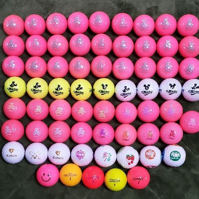 wilson(ウィルソン)の限定値下げ ゴルフ ロストボール 24球 スポーツ/アウトドアのゴルフ(その他)の商品写真