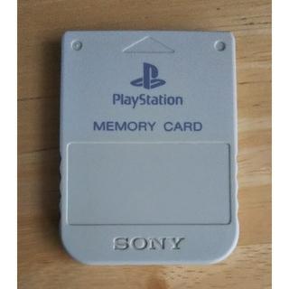 プレイステーション(PlayStation)のメモリーカード  15ブロック SONY プレステ(その他)