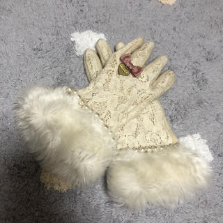 リズリサ(LIZ LISA)のLIZLISA 手袋(手袋)