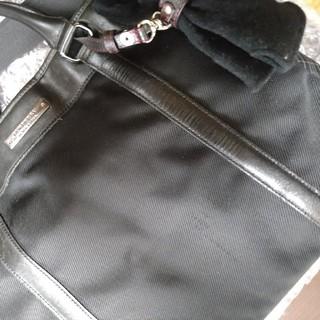 バーバリーブラックレーベル(BURBERRY BLACK LABEL)のBURBERRY ビジネスバッグ (手袋ホルダー付)(ビジネスバッグ)