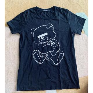 アンダーカバー(UNDERCOVER)の最終値下げ UNDERCOVER NEU BEAR TEE 熊Tシャツ  (Tシャツ(半袖/袖なし))