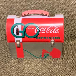 コカコーラ(コカ・コーラ)のCoke ティン バッグ(小物入れ)