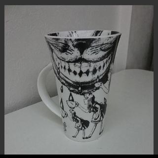 アチャチュムムチャチャ(AHCAHCUM.muchacha)の【未使用】ムチャチャ あちゃちゅむ 不思議の国のアリス マグカップ(食器)
