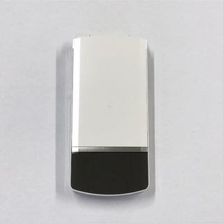 エヌイーシー(NEC)のdocomo N-01F ホワイト(スマートフォン本体)