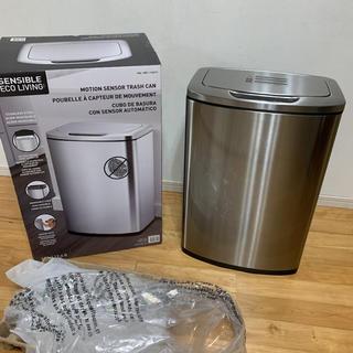 コストコ(コストコ)の未使用 コストコ 自動開閉センサーゴミ箱47リットル(ごみ箱)