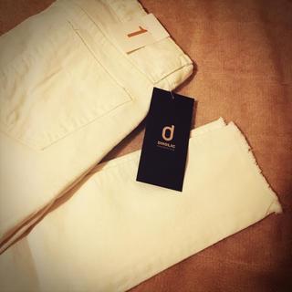 ディーホリック(dholic)の裾ダメージストレッチスキニー❤︎(スキニーパンツ)