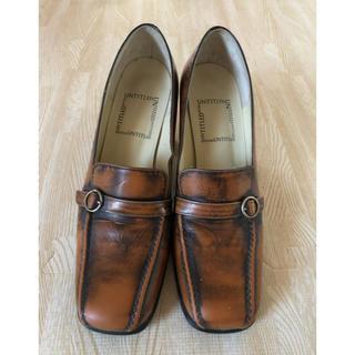 アンタイトル(UNTITLED)の靴(ハイヒール/パンプス)