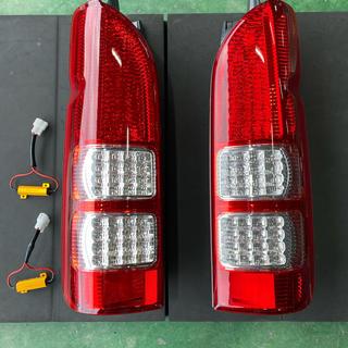 トヨタ(トヨタ)のハイエース200系LEDテールランプセット(パーツ)
