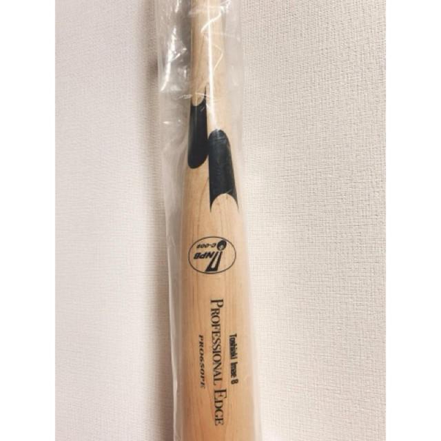 SSK(エスエスケイ)のプレミア‼️今江敏晃 本人支給バット スポーツ/アウトドアの野球(バット)の商品写真