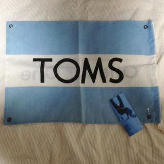 トムズ(TOMS)のTOMS トムズ シューズバッグ 新品未使用(スリッポン/モカシン)
