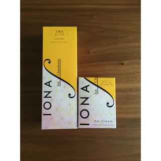 イオナ(IONA)のイオナ エフ 2点セット  (ローションA・ジェルクリーム)(化粧水/ローション)