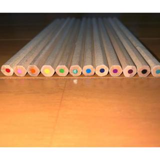 ムジルシリョウヒン(MUJI (無印良品))の色鉛筆 無印良品(色鉛筆)