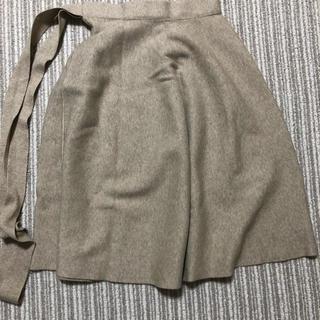 アルピーエス(rps)のRPS フレアスカート 新品(ひざ丈スカート)