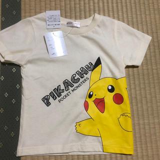 ポケモン(ポケモン)の値下げしました! ⭐️子供服 ポケモン 半袖 Tシャツ サイズは100cm(Tシャツ/カットソー)