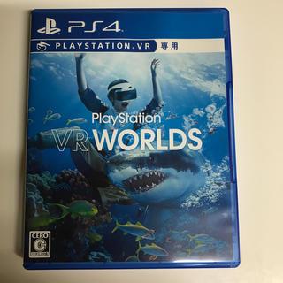 プレイステーションヴィーアール(PlayStation VR)のPlayStation VR WORLDS PS4(家庭用ゲームソフト)