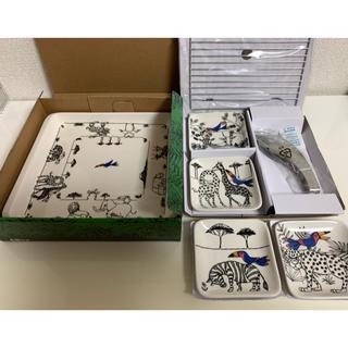 SORA様専用 新品未使用 &bird フライドディッシュセット(食器)