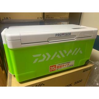 ダイワ(DAIWA)の❣️送料無料❣️ダイワプロバイザートランクS3500ライムグリーン(その他)