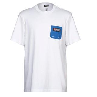 ディーゼル(DIESEL)の【新品】DIESEL Tシャツ(Tシャツ/カットソー(半袖/袖なし))
