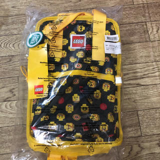 Lego - LEGO リュック レゴ フェイス