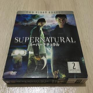 スーパーナチュラル〈ファースト〉セット2(5枚組) DVD(TVドラマ)