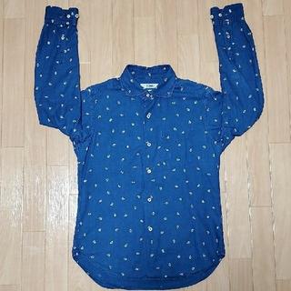 オムニゴッド(OMNIGOD)のオムニゴッド ペイズリー柄 長袖シャツ M(シャツ)