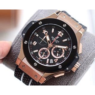 ウブロ(HUBLOT)の「超美品」【HUBLOT】ウブロメンズ 腕時計 (腕時計(アナログ))