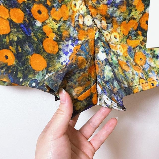 ROYAL PARTY(ロイヤルパーティー)のROYAL PARTY 花柄 ショートパンツ レディースのパンツ(ショートパンツ)の商品写真