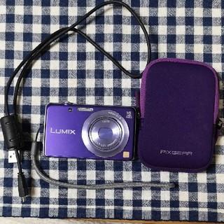 【値下】LUMIX デジタルカメラ DMC-FH8(コンパクトデジタルカメラ)
