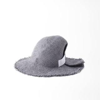 イエナ(IENA)のryuaidai様専用La Maison de Lyllis/ラメゾンドリリス】(麦わら帽子/ストローハット)