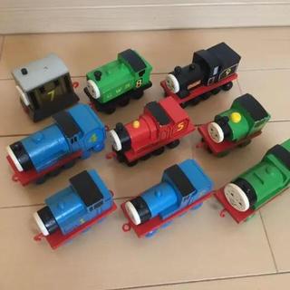 バンダイ(BANDAI)のバンダイ  木製 トーマス (電車のおもちゃ/車)