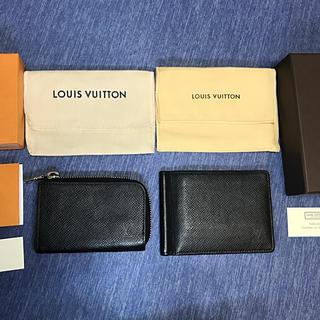 ルイヴィトン(LOUIS VUITTON)のルイヴィトン マネークリップ&コインケース(マネークリップ)