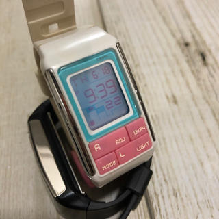 カシオ(CASIO)のCASIO LDF-51 チープカシオ(腕時計(デジタル))