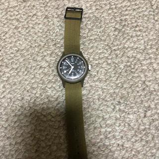 タイメックス(TIMEX)の腕時計 タイメックス timex 手巻き(腕時計(アナログ))