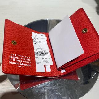マルタンマルジェラ(Maison Martin Margiela)の新作✨新品 マルジェラ(財布)