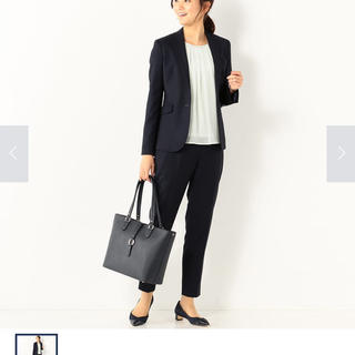 ORIHICA - 新品未使用 ORIHICA 紺 スーツ セットアップ
