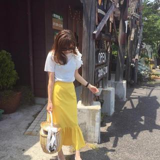 アメリヴィンテージ(Ameri VINTAGE)のバースデイバッシュ スカート(ロングスカート)