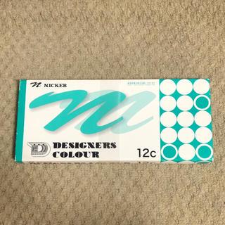 ペンテル(ぺんてる)のNICKER ニッカー 絵の具 8色(絵の具/ポスターカラー)