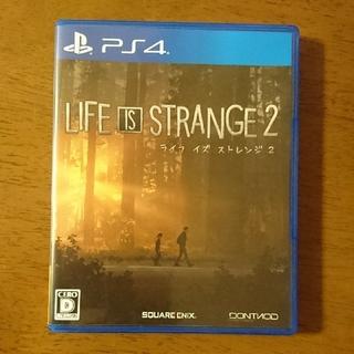 プレイステーション4(PlayStation4)のLife is Strange 2(ライフイズストレンジ 2) PS4(家庭用ゲームソフト)