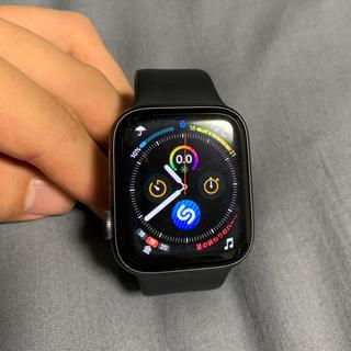 アップル(Apple)のアップルウォッチ series4 44mm(腕時計(デジタル))