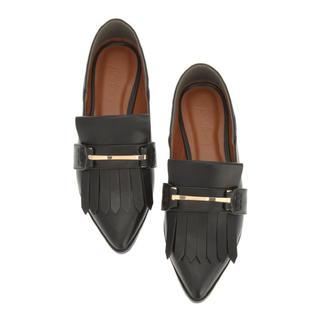 アングリッド(Ungrid)のUngrid  プレートコンビキルトローファ(ローファー/革靴)