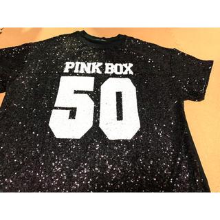 ワンスポ(one spo)のスパンコールビックT(Tシャツ(半袖/袖なし))