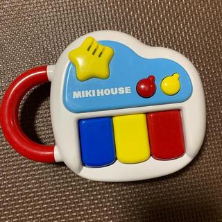 ミキハウス(mikihouse)のミキハウス ピアノ おもちゃ(その他)