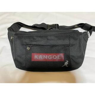 カンゴール(KANGOL)のKANGOL カンゴール ウエストバッグ ウエストポーチ サコッシュ(ウエストポーチ)