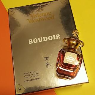 ヴィヴィアンウエストウッド(Vivienne Westwood)の箱付 50ml Vivienne Westwood 香水 【BUDOIR】(香水(女性用))