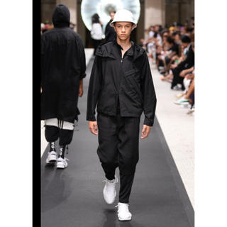 Y-3 - y-3 2019AW フーディット ウインドブレーカー M