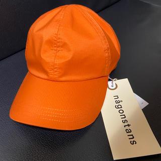 エンフォルド(ENFOLD)のナゴンスタンス nagonstans  キャップ 帽子 新品タグ付(キャップ)