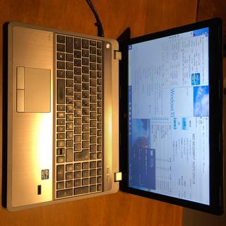 ヒューレットパッカード(HP)の値下げ‼︎③ノートパソコンHP ProBook 4540s Windows10(ノートPC)